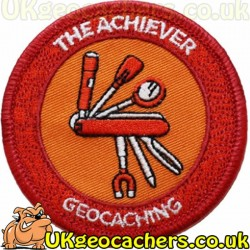 7 Souvenirs Patch- The Achiever