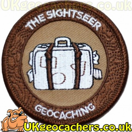 7 Souvenirs Patch- The Sightseer