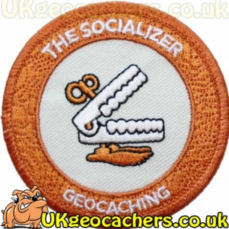 7 Souvenirs Patch- The Socializer