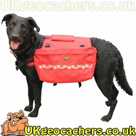 Scamper Dog Back Pack