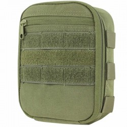 Condor Side Kick Geocaching Pouch- Green