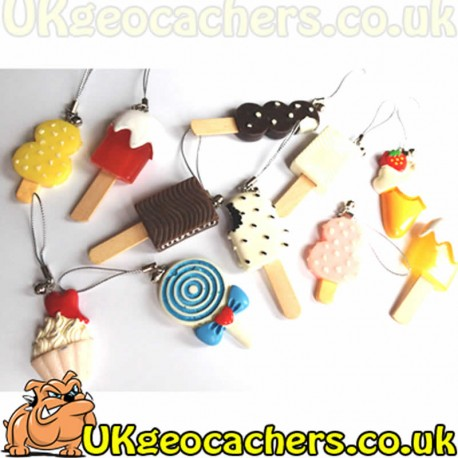Lolly Stick Charm