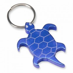Turtle Bottle Opener Keyring
