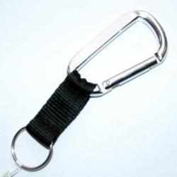 Carabiner Webbing Clip