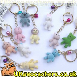 Animal Keyring Charm