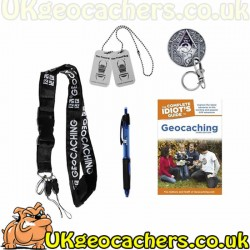 Guide to Geocaching Starter Kit