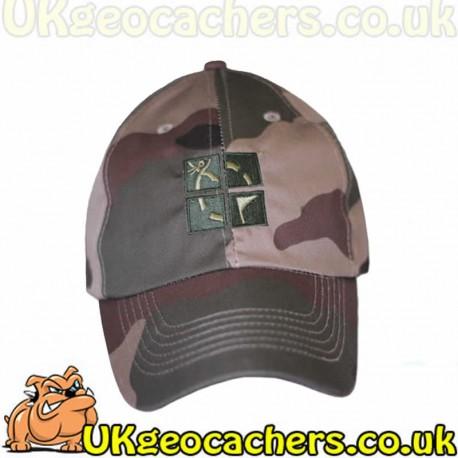 Camo Logo Hat - Classic