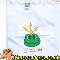 Lil Cacher Baby T-Shirt - 12 Months