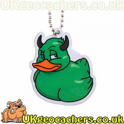 Official Deadly Duck Trackable Tag- Envy