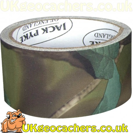 Jack Pyke English Woodland Camo Tape