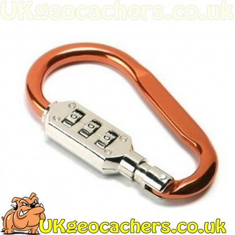Combination Lock Large