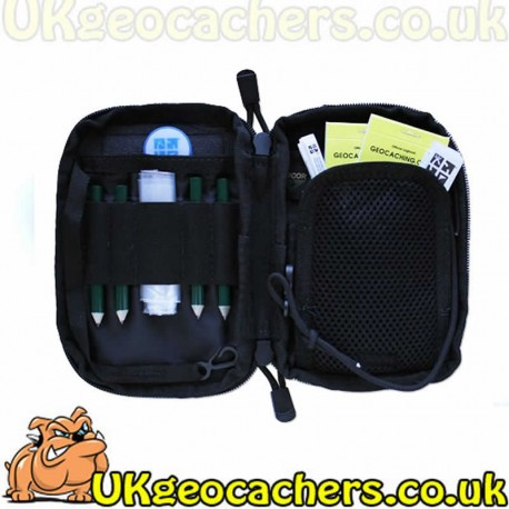Official Geocache Maintenance Kit- Black