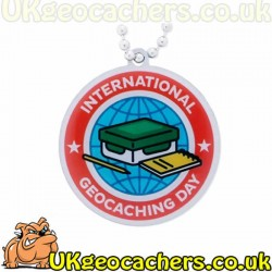 2016 International Geocaching Day- Travel Tag