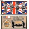 Help for Heroes Trackable Geocoin