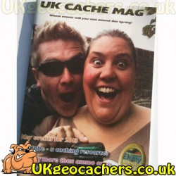 UK Cache Magazine Feb/March 2013 Issue