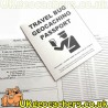 R.I.T.R. Travel Bug Passport