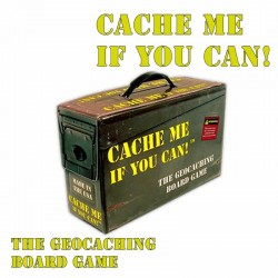 Cache Me If You Can Geocaching Game by DPH Games Inc
