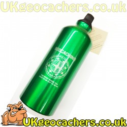 500ml Engraved Water Bottle with Carabiner
