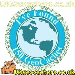 150 Finds 44mm GeoButton Badge