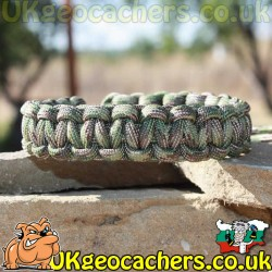 Mad Max Style Paracord Bracelet - DigiCam
