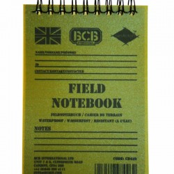 Field Notebook - Waterproof with Pencil