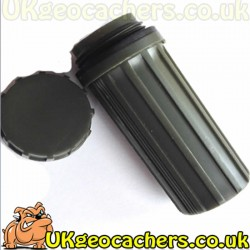 Waterproof Plastic Green Micro Geocache