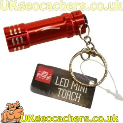 LED Mini Torch - Red