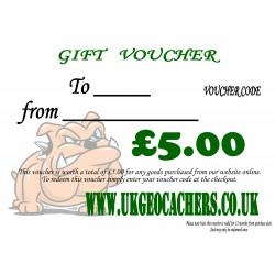 Gift Voucher - £5.00 Value