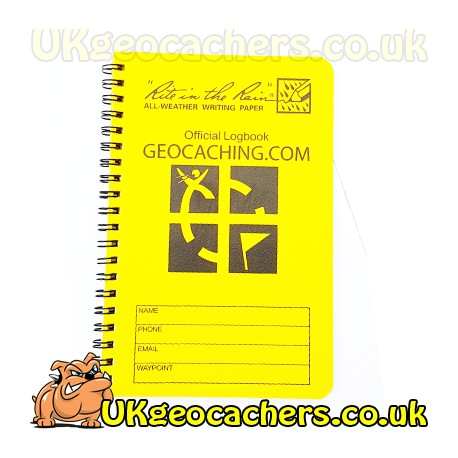 Official Logbook RITR - Large