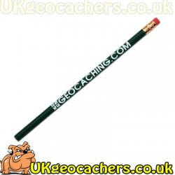 Geocaching Large Pencil