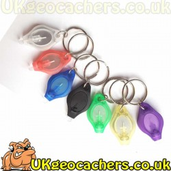 Mini LED Torch Keyring