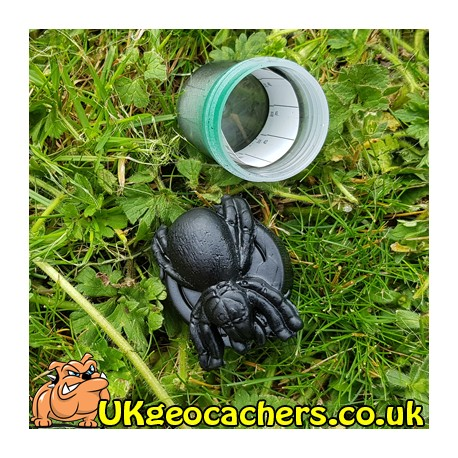 Large Spider 20ml Micro Cache