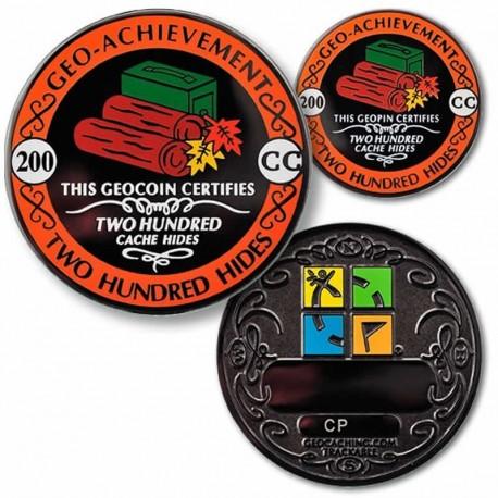 Geo-Achievement 200 Hides Set
