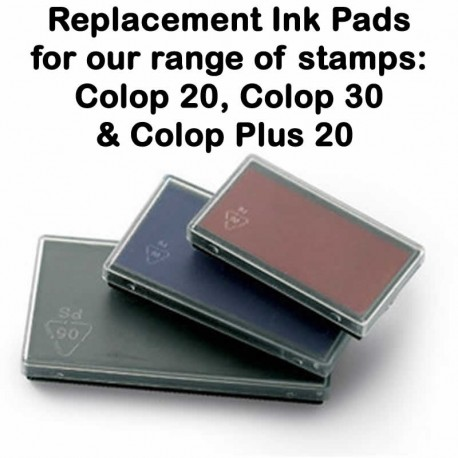 Geocaching Pocket Stamp Replacement Ink Pads