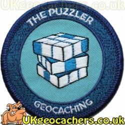 7 Souvenirs Patch- The Puzzler