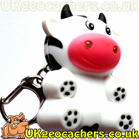 Cow LED Torch with Sound