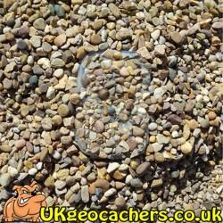 Gravel Top Small Geocache
