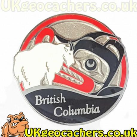 British Columbia Geopin