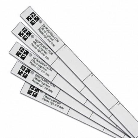 Nano Log Strips - 5 Pack