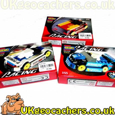 Brick Toy Car