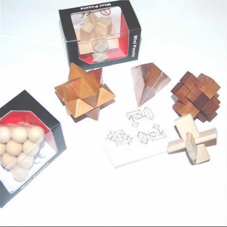 Mini Wooden Puzzle