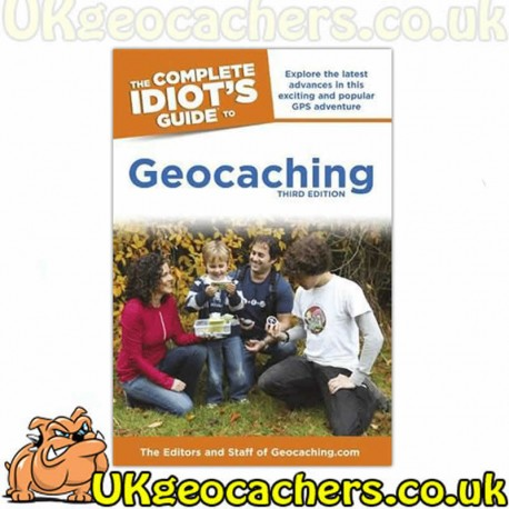 3rd Edition - The Complete Idiot's Guide to Geocaching