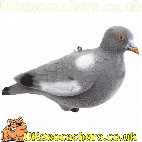 Full Body Flocked Pidgeon - Make your own