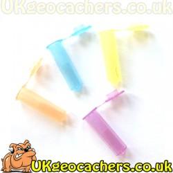 2ml Coloured Vial Cache