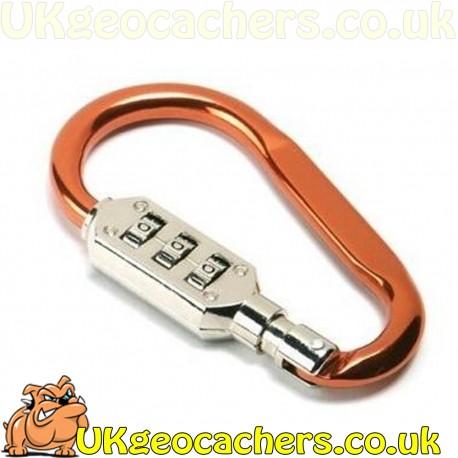 Combination Lock Large