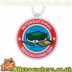 2016 International Geocaching Day- Travel Tag