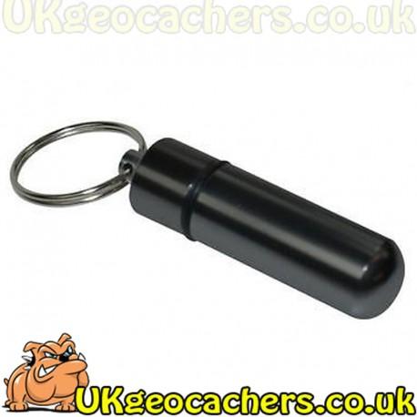 Micro Cache Keyring - Black