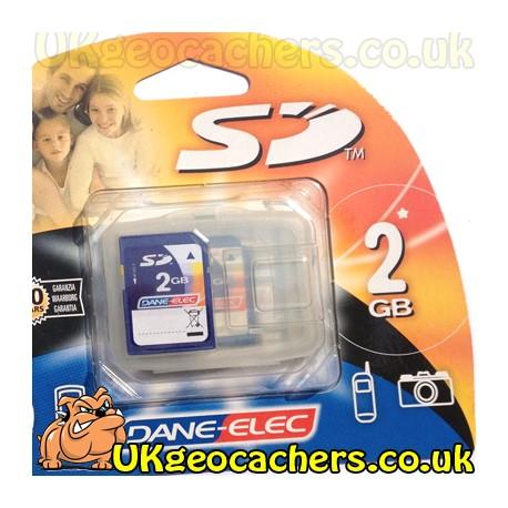 Dane-Elec 2GB SD Card