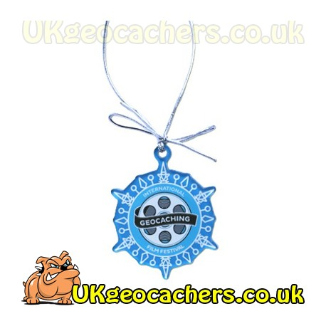 Trackable Snowflake Ornament - GIFF